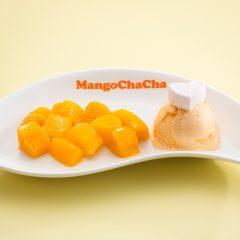 Mango  à la mode / 810 yen