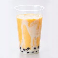 Soy Milk Fruits Smoothie (Mango) / 680 yen