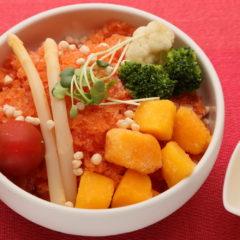 健康沙拉刨冰(番茄)/¥920