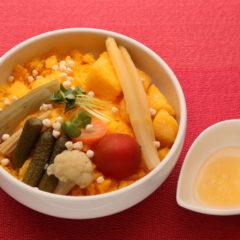 健康沙拉刨冰(芒果)/¥920