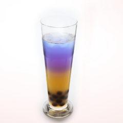 蝶豆花茶(芒果味)/¥600