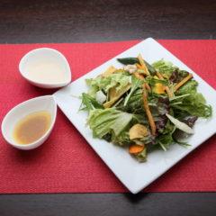 乾脆蔬菜沙拉/¥980