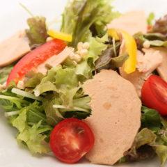素火腿与豆腐的沙拉/¥1,280