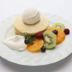 米粉の季節のパンケーキ/¥980